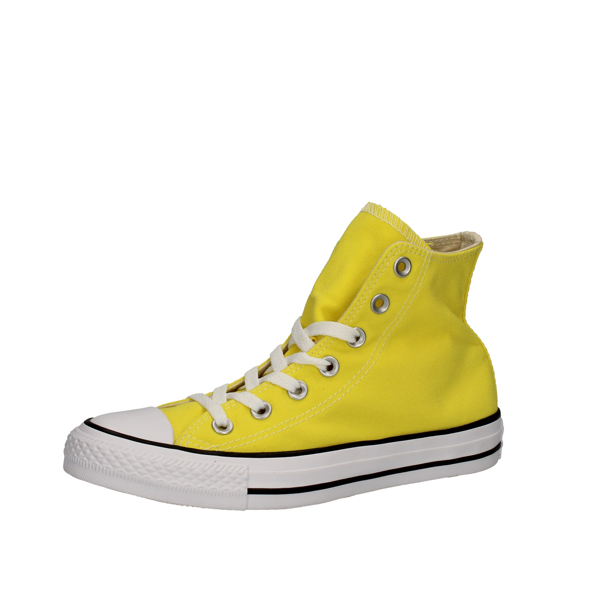 converse all stars gialle