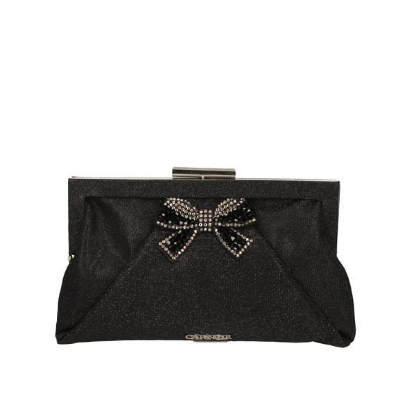 Cafè Noir Clutch nero_brillanti