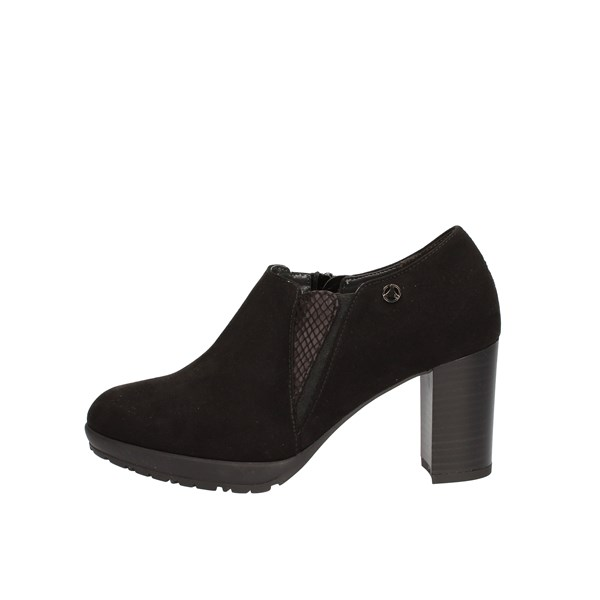 Cinzia Soft Ankle boots Black