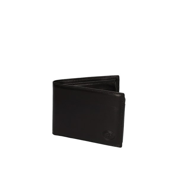 The Bridge Wallets Black