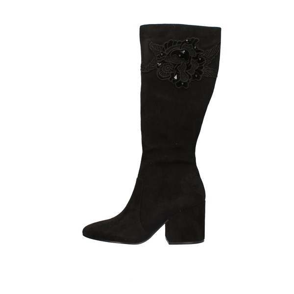 Cafè Noir Calf Black