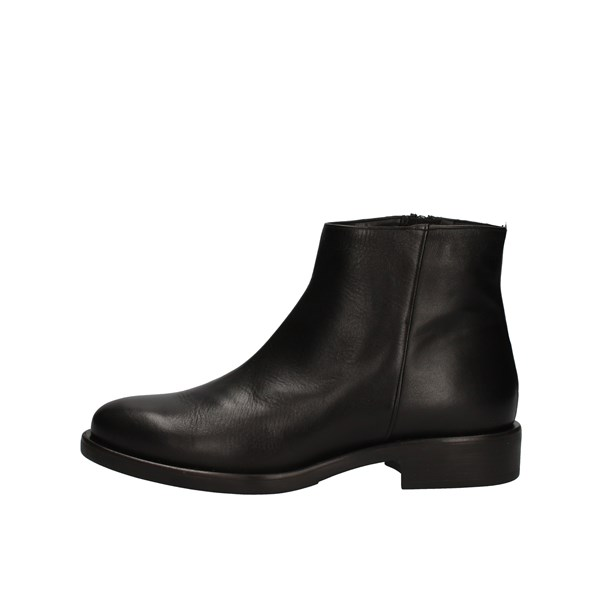 L amour by Albano Ankle boots Black