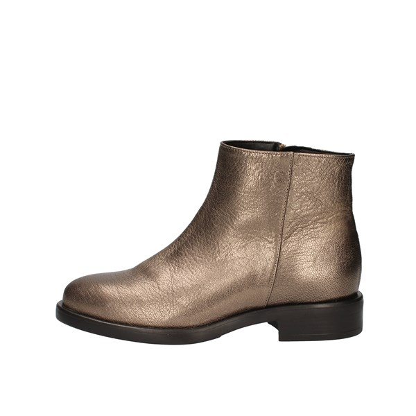 L amour by Albano Ankle boots Bronze