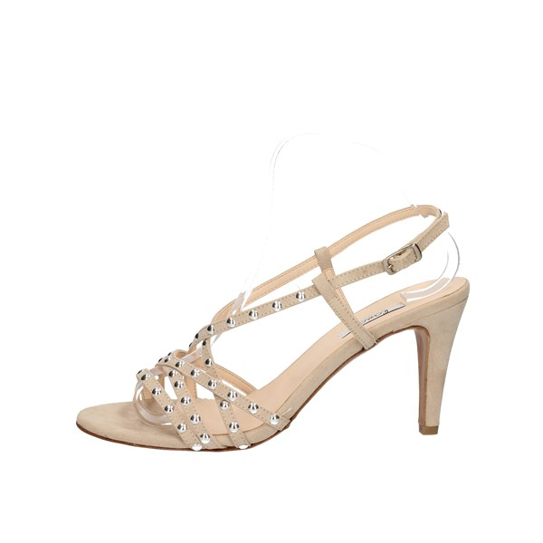 L amour by Albano With Heel Beige