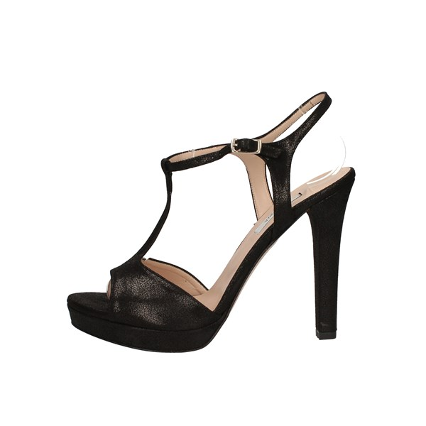 L amour by Albano With heel Black