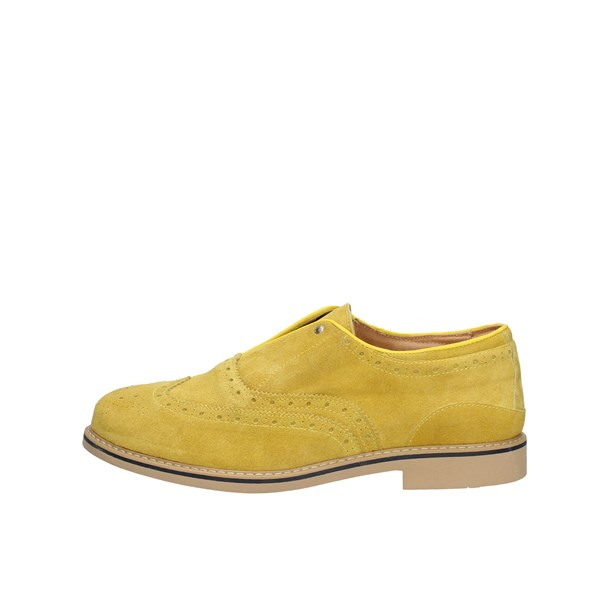 GOGO shoes Without laces Yellow