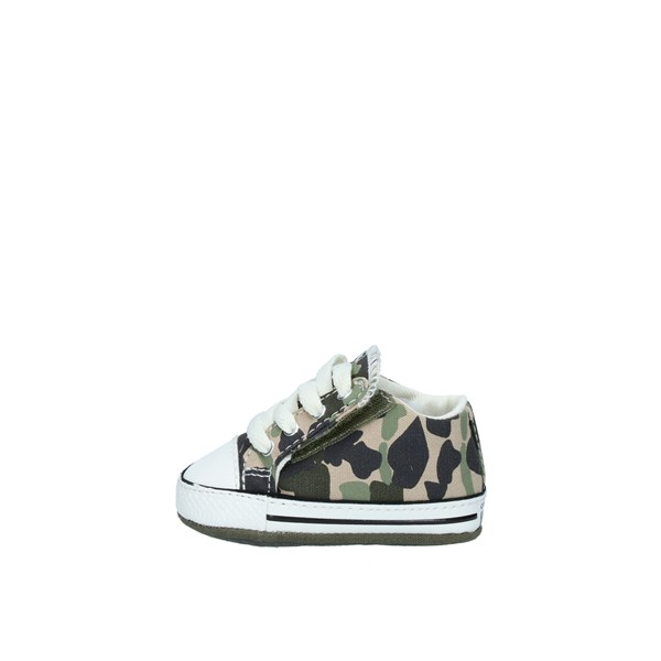 Converse low Green