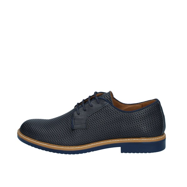 Igi e Co Lace up Blue