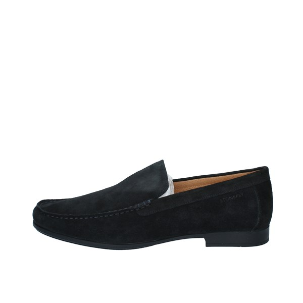 Stonefly Loafers Blue