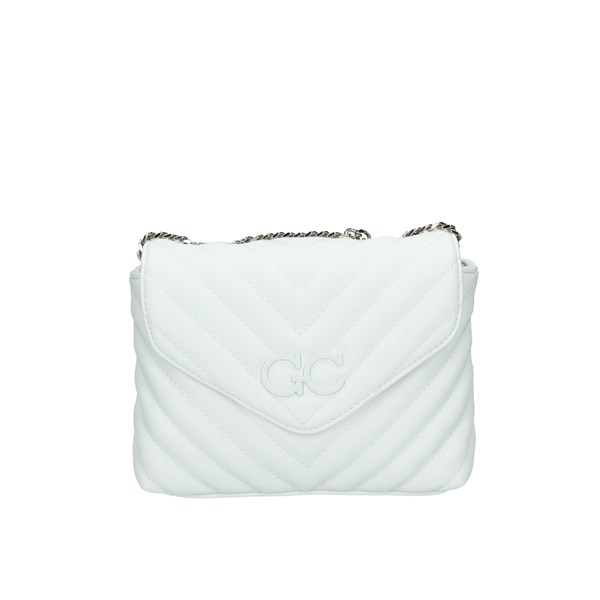 Gio Cellini Shoulder straps & Messenger White