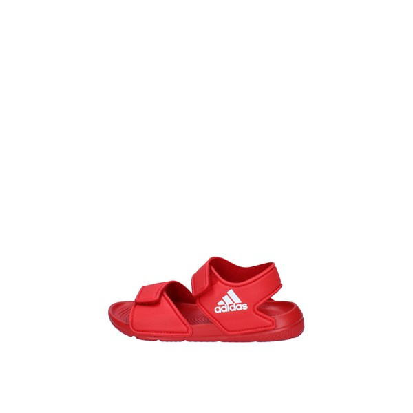 Adidas Sandals Red