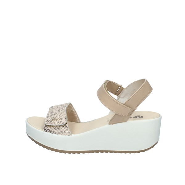 Igi e Co With Wedge Beige