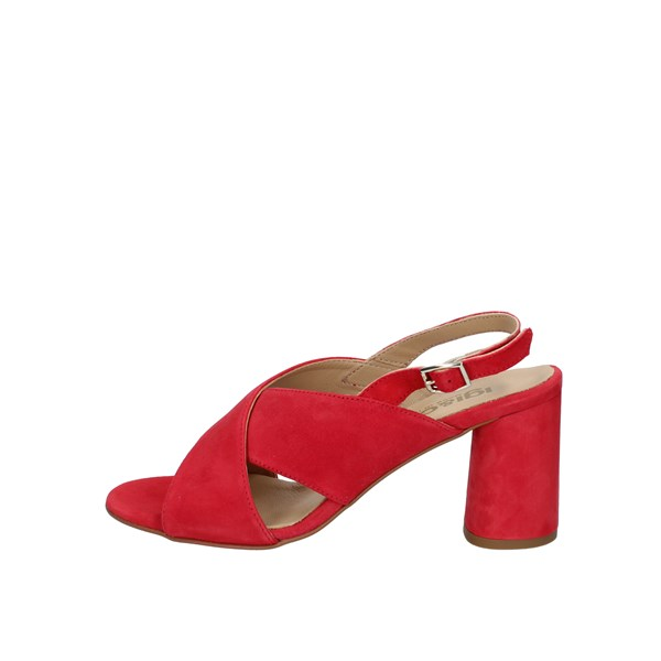 Igi e Co With Heel Red