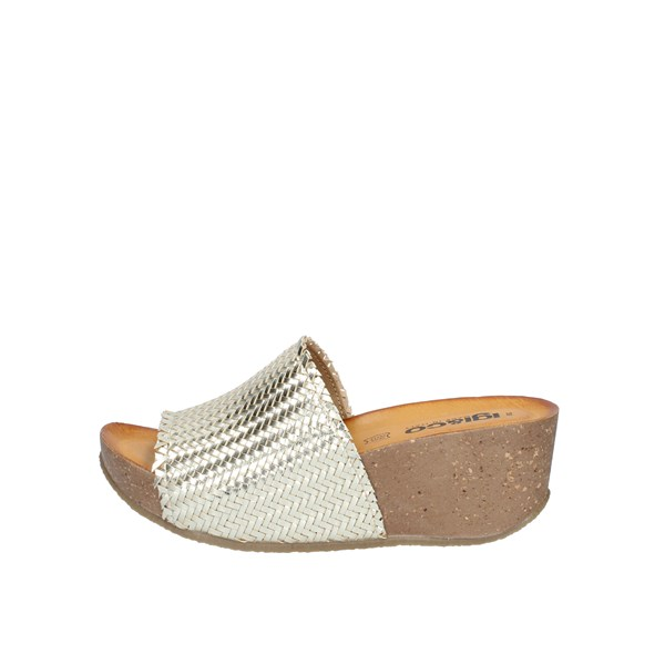 Igi e Co With Wedge Gold
