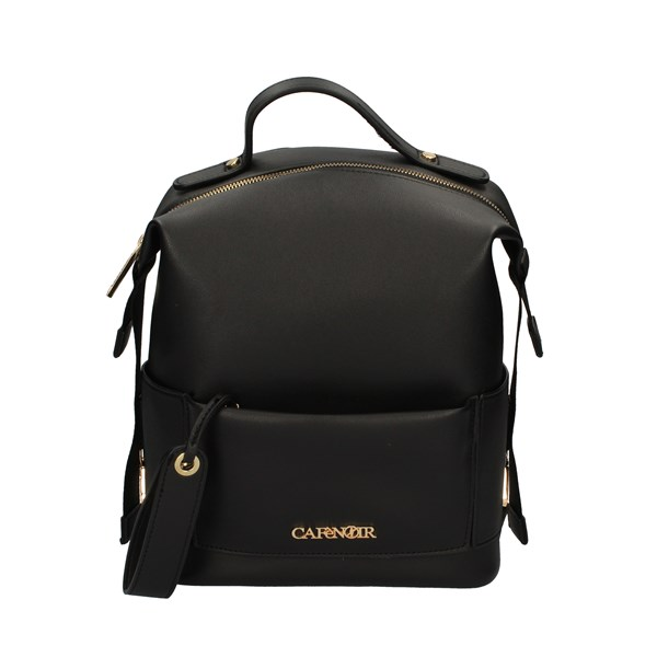 Cafè Noir Backpacks Black