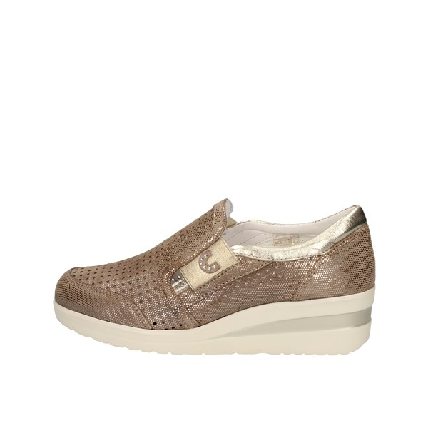 Cinzia Soft Slip on Bronze