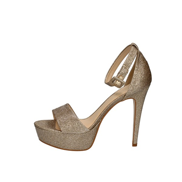 Tabita With Heel Gold