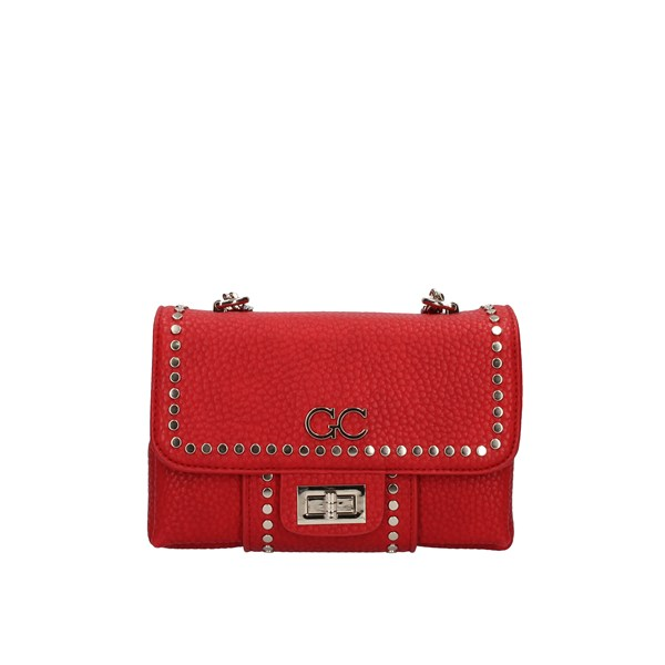 Gio Cellini Shoulder bag Red