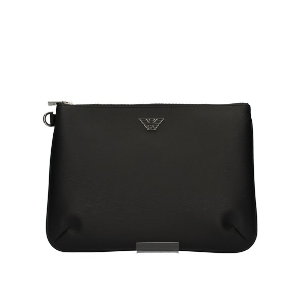 Emporio Armani Clutch bag Black