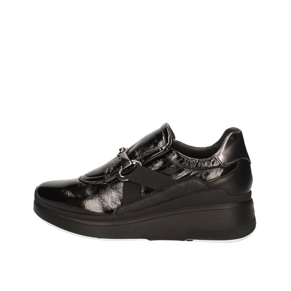 Igi e Co Slip on Black