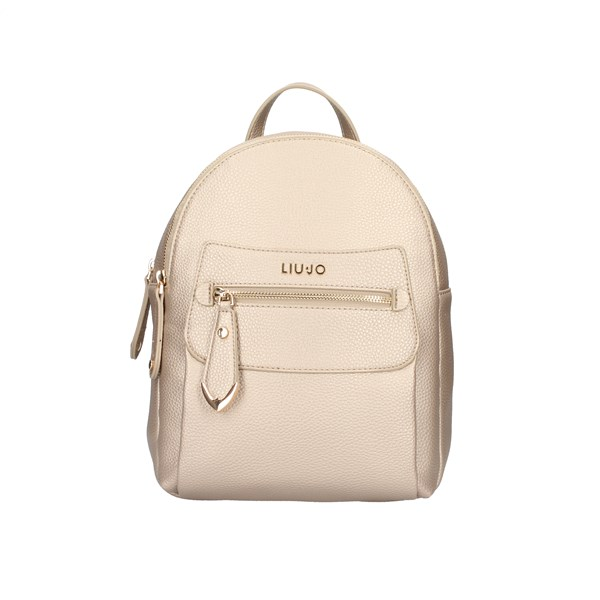 Liu Jo Backpacks Gold