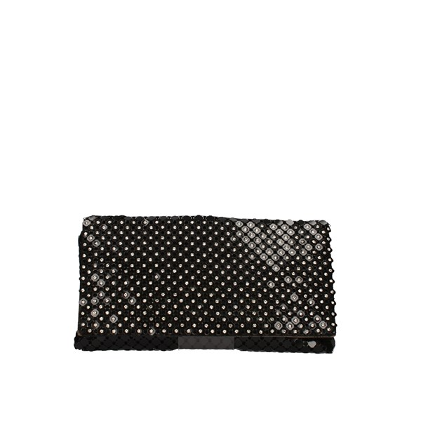 Cafè Noir Clutch Black