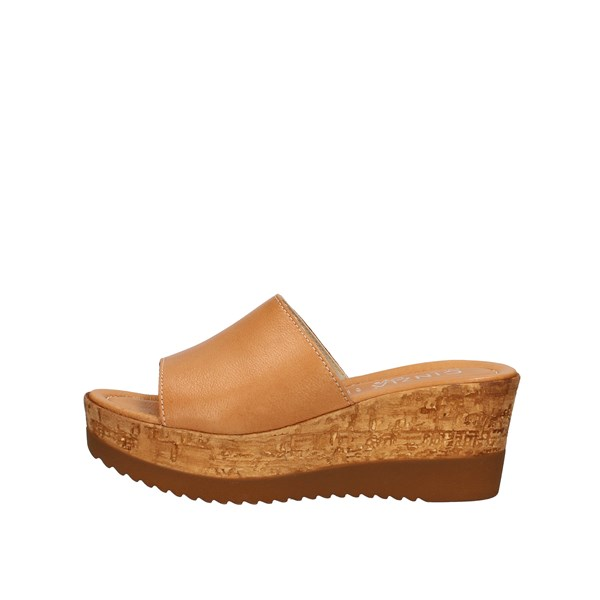Cinzia Soft  With wedge Leather