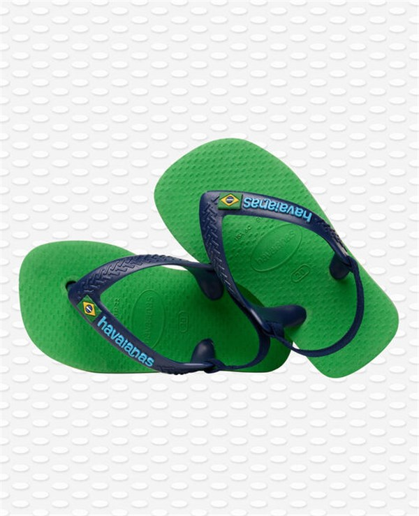 Havaianas Shoes Child Flip flops Green 4140577