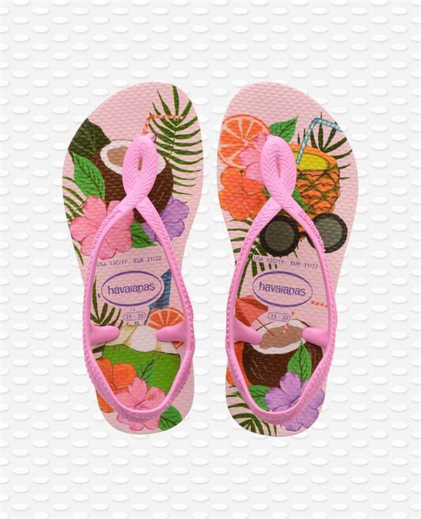 Havaianas Shoes Child Flip flops Rose 4144312