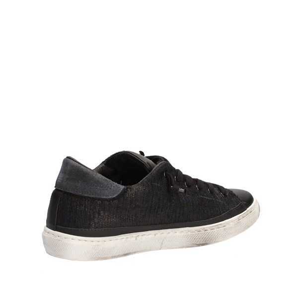 2star Shoes Unisex  low Black 00117
