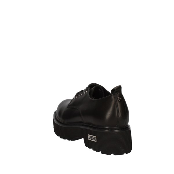 Cult Shoes Woman Laced Black CLE104107