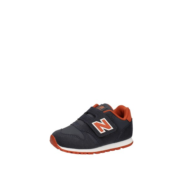 New Balance Shoes Child Low Blue IV373FA