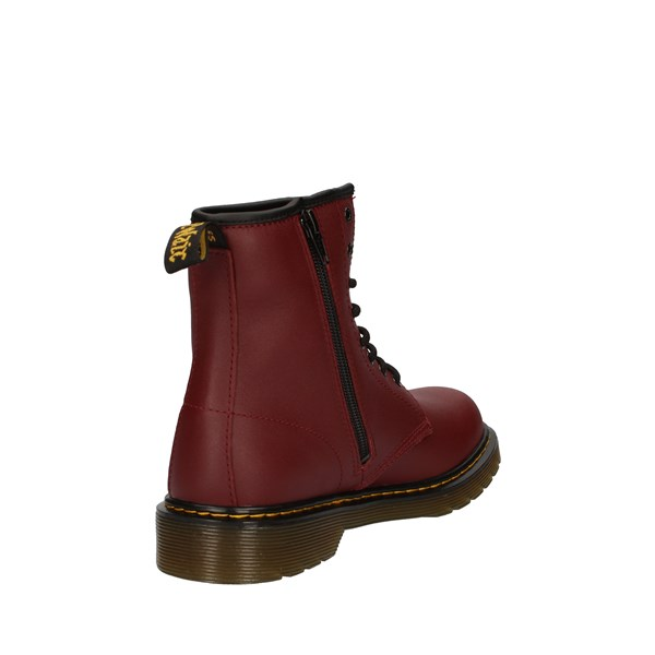 Dr Martens Shoes Woman Amphibians Bordeaux 1460 Y 21975600 Softy T