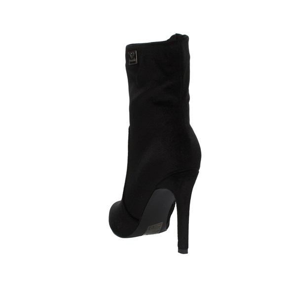 Braccialini Shoes Woman boots Black TA112