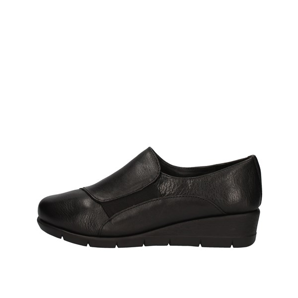 Cinzia Soft Shoes Woman Without Laces Black IV9403-NS