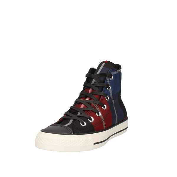 Converse Shoes Unisex  high Blue 150590C