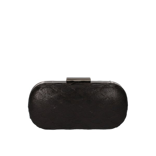 06 Milano Bags Woman Clutch bag nero_onde 01093