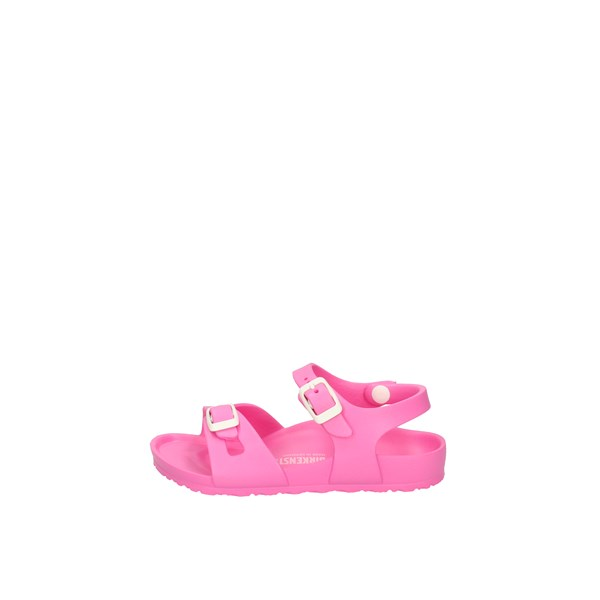 Birkenstock Shoes Child Sandals Rose 0126163