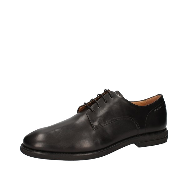 Stonefly Shoes Man Laced Black 213733