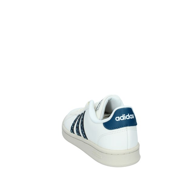 Adidas Shoes Unisex Low White EH1111