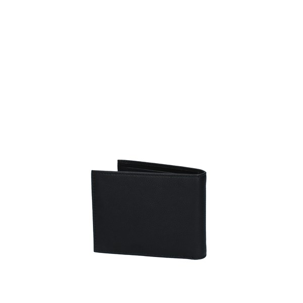 Acciaio Accessories Man Wallets Black 8104N
