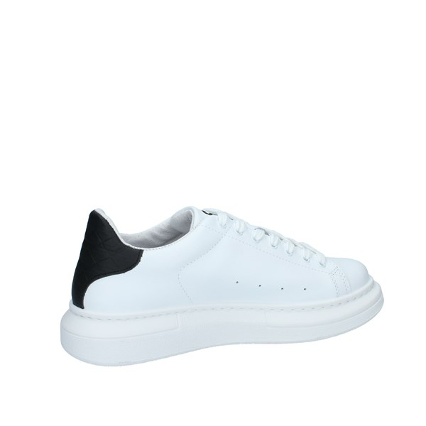 2star Shoes Woman low White 2SD2691