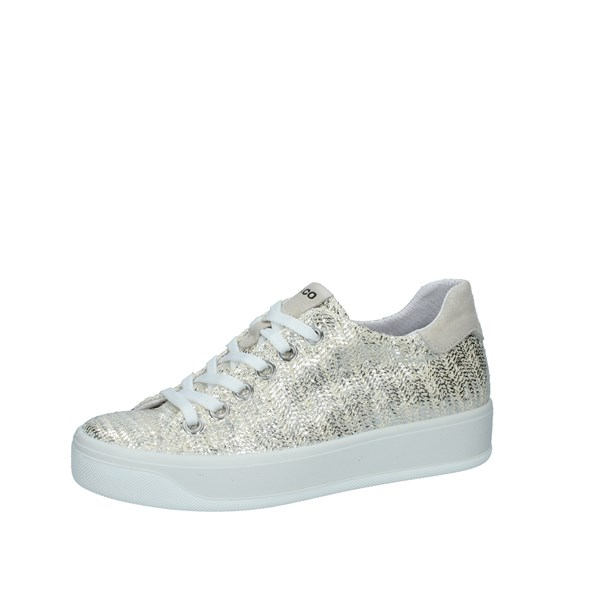 Igi e Co Shoes Woman low Silver 5157411