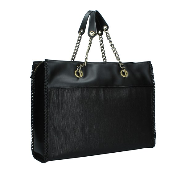 Liu Jo Bags Woman Shopping Black NA0058 E0005