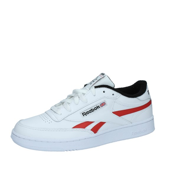 Reebok Shoes Man low White G28971