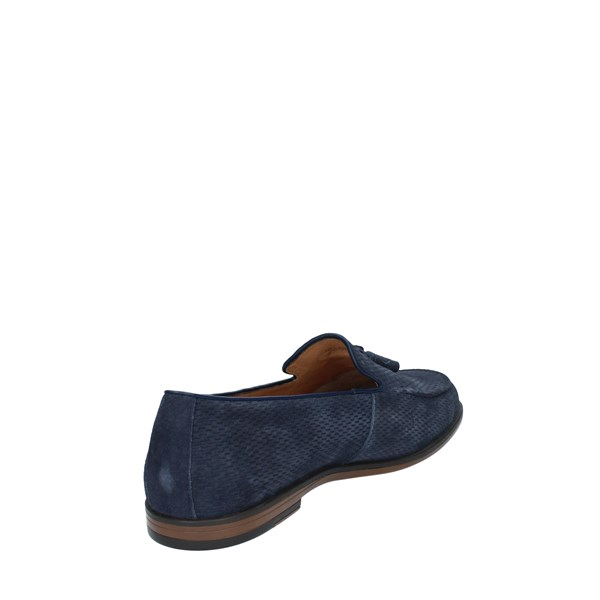 Stonefly Shoes Man Loafers Blue 213943