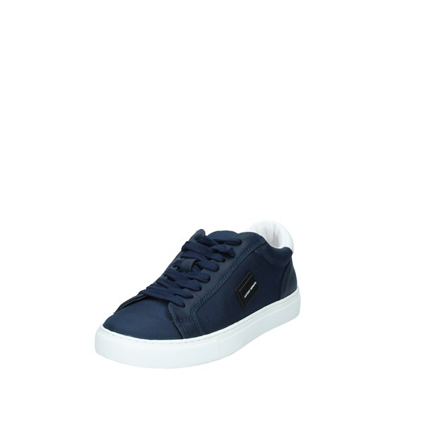 Antony Morato Shoes Unisex Adult Junior  low Blue MKFW00141 LE500121