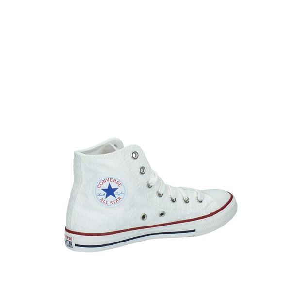 Converse Shoes Child  high White 668030C