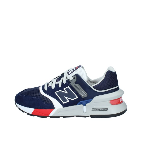 scarpe uomo blu new balance