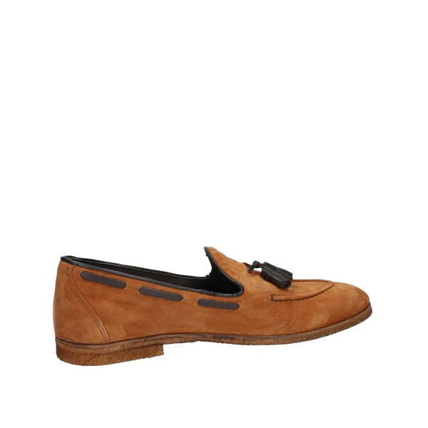 Struttura Shoes Man Loafers Leather 762